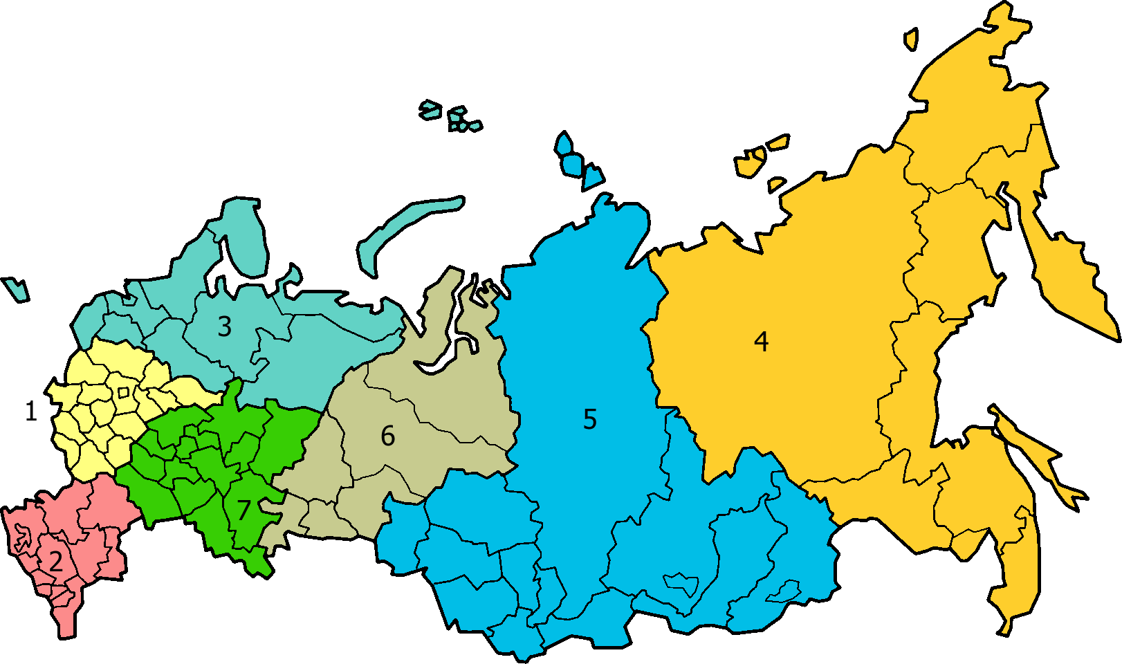 Руководство Дальневосточный Федеральный Округ