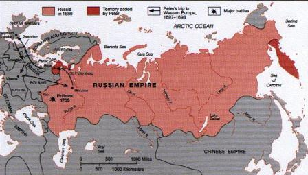 Great Extended Russian Political Control 32