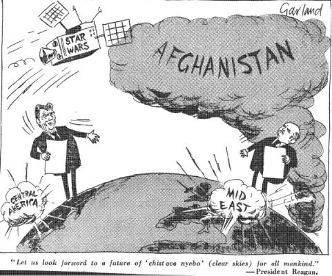 Perestroika Cartoon